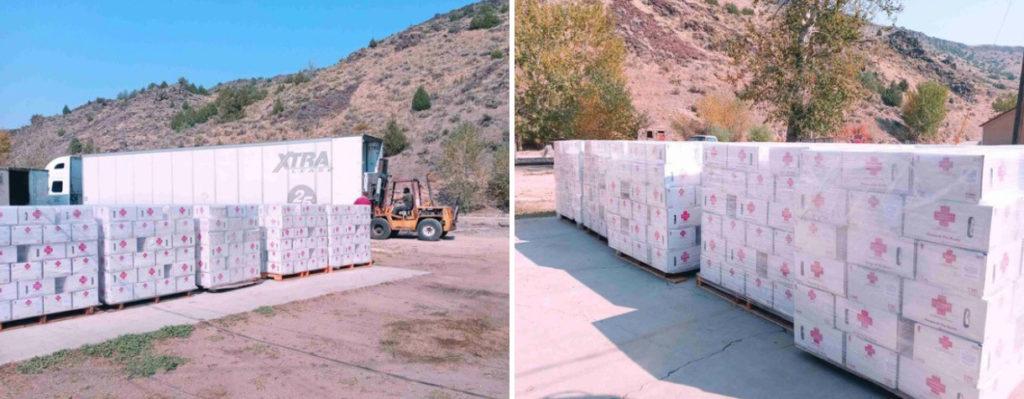 Aquene Springs and Liquibox Partner to Help Navajo Nation